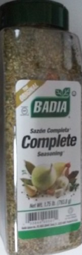 Badia Complete Seasoning, 1.75-pounds (Pack of 3)