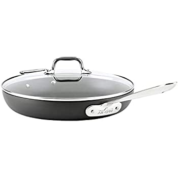 Amazon Com All Clad E7859464 Ha1 Hard Anodized Nonstick