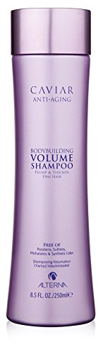 (Caviar Anti-Aging Bodybuilding Volume Shampoo, 8.5-Ounce)
