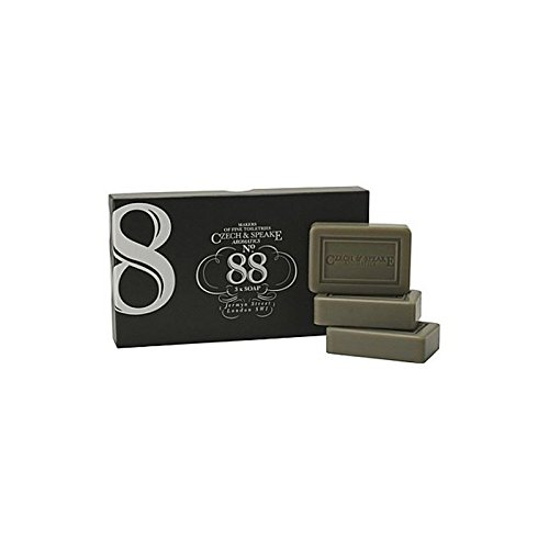 Czech & Speake No 88 Soap Triple Pack (3 x 75g)