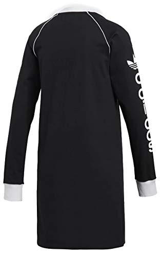 Lifestyle Abito Adidas Dh4706 Dress Donna Fashion Moda Originals Black O887rdqx