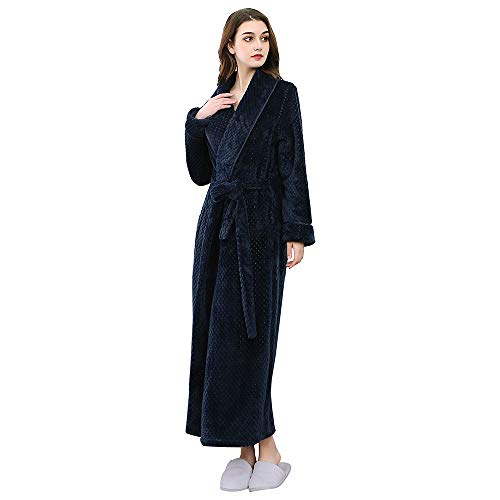 Mujer Oksun Para Bata Azul Marino r66Eq