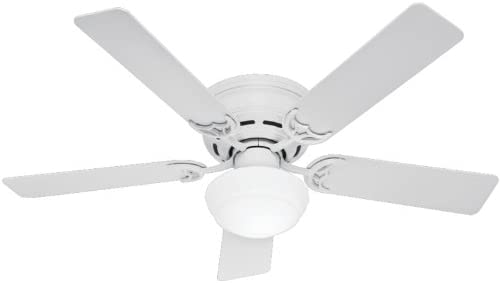 Hunter Indoor Low Profile III Plus Ceiling Fan