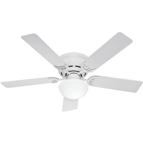 Minka-Aire F547-BS Downrod Mount, 5 Grey Blades Ceiling fan, Brushed Steel Silver