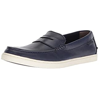 Cole Haan Men's Nantucket Loafer II, Navy Handstain, 12 M US
