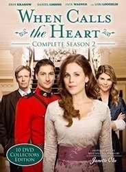 When Calls the Heart Complete Season 2 10-DVD Collector's Edition
