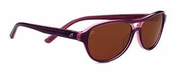 Serengeti Cosmopolitan Imperia Sunglasses 555nm Black Gray Tortoise 7786