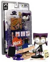 Invader Zim Series Two of Doom Freakout Gaz Action Figure Set by Palisades Toys: Amazon.es: Juguetes y juegos