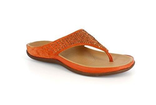 Strive Footwear - Sandalias de vestir de Piel para mujer Negro negro 36 EU Tigerlily