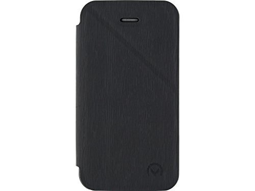 Mobilize Camera-Fold Book Case Apple iPhone 4/4S Matt Black
