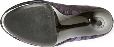 AMBER 661 Adult Shoes Purple Size 8