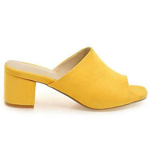 Ballerine Ballerine Yellow Kaizi Kaizi Karzi Karzi Donna x6vqBvRgw