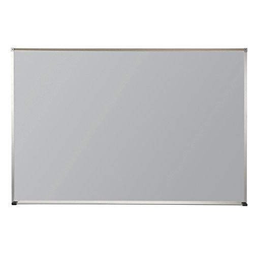 Best Rite Porcelain Multipurpose Markerboard Projection Plus Deluxe Aluminum Trim 5'H X -