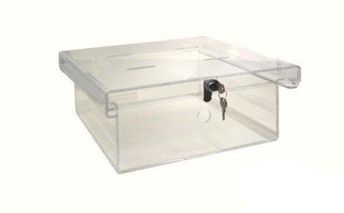 refrigerator box. amazon.com: clear acrylic refrigerator lock box: health \u0026 personal care box e