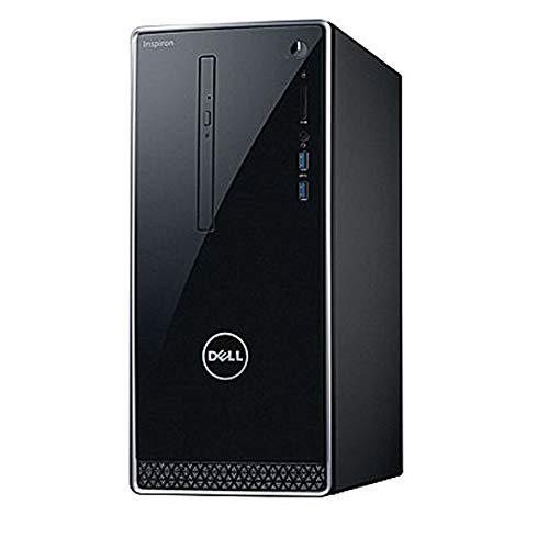 (2018 Dell Inspiron Desktop Computer, 8th Gen Intel Quad-Core i3-8100 3.6GHz(Beat i5-7400), 16GB DDR4, 256GB SSD + 1TB 7200 RPM HDD, DVDRW, WiFi, Bluetooth, USB 3.1, HDMI, Keyboard & Mouse, Windows 10)