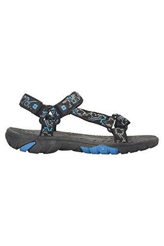 Mountain Warehouse Sandalias Tide para niño Negro