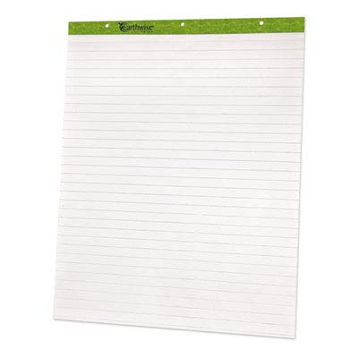 FLIP CHARTS, 27 X 34, WHITE, 50 SHEETS, 2/CARTON by Ampad (Image #1)