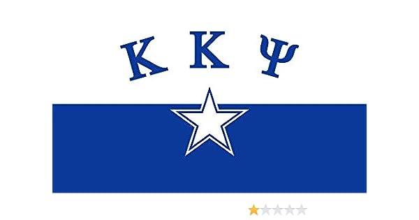Kappa Kappa Psi oficial 3 x 5 bandera: Amazon.es: Juguetes y juegos