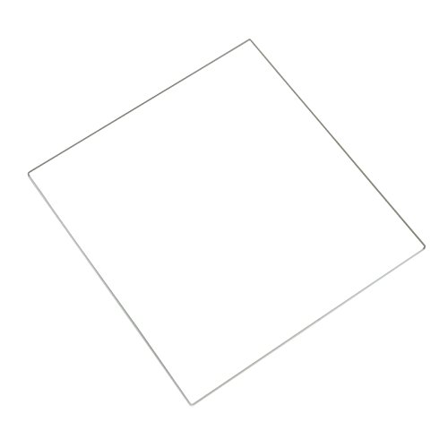 3D Printer Borosilicate Glass Build Plate for Heated Bed RepRap/CTC/ANET (220x200x3mm) by BALITENSEN