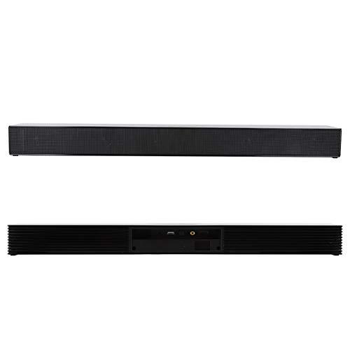 Stereo-luidsprekersysteem met meerdere ingangen Multifunctionele soundbar van 40 W Soundbar-set HDMI, voor het gezin…