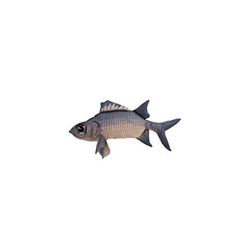 J-line - Cojín con diseño de pez Jeff de poliéster, Color ...
