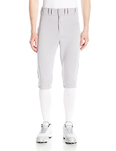 Easton Men's PRO Plus Knicker, Grey, Medium (Knee High Baseball Pants compare prices)