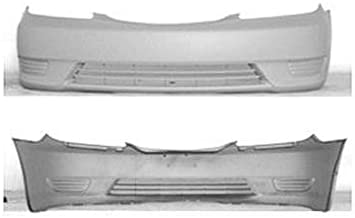 Automotive Bumper Covers Partslink Number TO1000284 OE Replacement ...