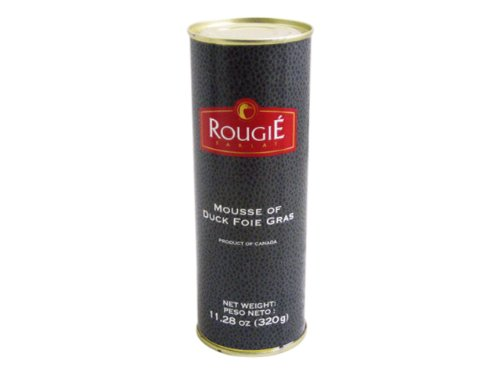 Rougie Mousse of Duck Foie Gras - 11.2oz - Pork-Free ()