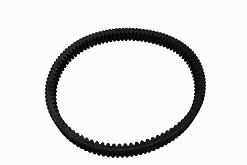 Clutch CVT Carbon Cord Drive Belt for Polaris OEM # 50C4289 RZR XP 2017 2018 Turbo Belt,replaces 3211186,3211202,fits RZR XP 4,RZR XP(1000) TURBO. by FlyingAMZ