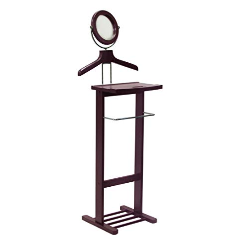 Winsome Trading, Inc. Carson Valet Stand, Brown