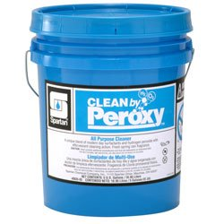 Spartan Clean by Peroxy All-Purpose Cleaner, Pail, 5 gal pail by Spartan