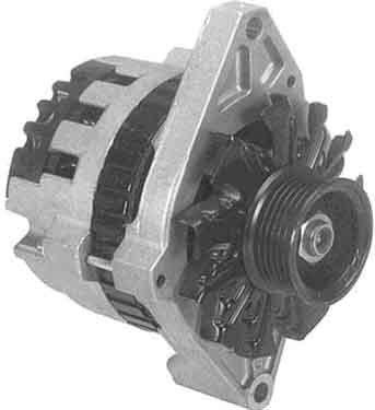 Quality-Built 8103607N Supreme Domestic Alternator - New - Diode Alternator Impala