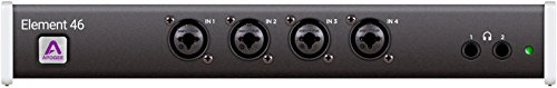 Interface audio apogee element46 12 in x 14 out thunderbolt
