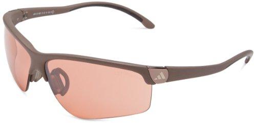adidas adivista L a164-6051 Rectangle Sunglasses,Matte Copper Frame/LST Vario Lens,One - Casual Sunglasses Adidas