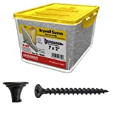 GRABBER® 7 x 2'' Coarse Drywall Screw, Scavenger Head - 5 Lbs.