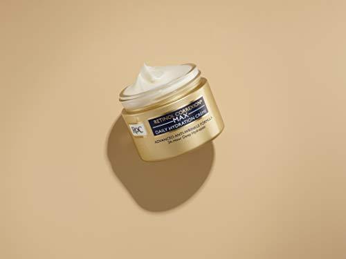 31zbCK5MbnL - RoC Retinol Correxion Max Daily Hydration Anti-Aging Crème for 24-Hour Deep Hydration, Advanced Anti-Wrinkle Moisturizer Made with Retinol & Hyaluronic Acid, 1.7 oz