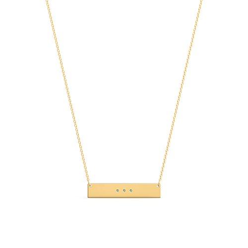 Benevolence Chain Necklace Women Stones