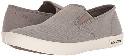 SeaVees Men's Baja Slip On Standard Casual Sneaker,Tin Grey, 12 by SeaVees (Image #6)