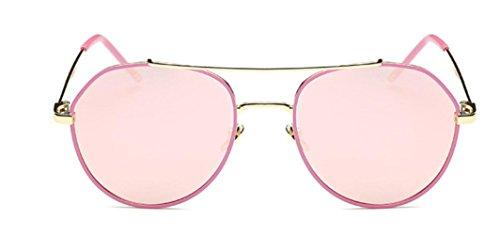 Gafas De Retro Sol De Pink De Gafas Conducción De Playa Viaje Sol Iwp4dqx