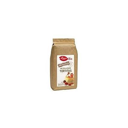 El Granero Integral - Mezcla para tortitas sin gluten - 3672 ...