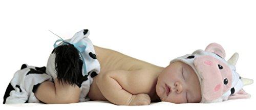 Princess Paradise Baby Cuddly Deluxe Calf Diaper Cover Set, As Shown, -