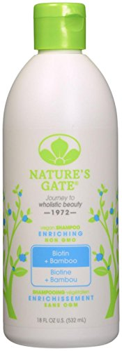 Nature's Gate Herbal Daily Cleansing Shampoo - 18 fl oz