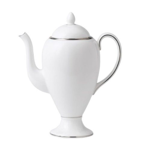 wedgwood sterling coffee pot - 2