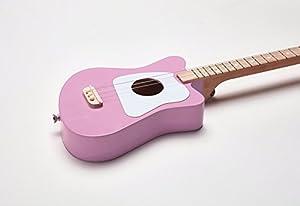 Loog Mini Acoustic Guitar 3-String Guitar from Loog Guitars