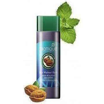 Amazon Com Biotique Bio Henna Leaf Fresh Texture Shampoo