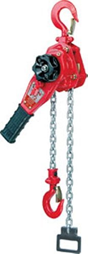 Coffing Lever Hoist, Ratchet, Capacity 6000Lb, Model LSB-B, Made to Government Specs.