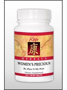Kan Herbs - Women's Precious 120 tabs