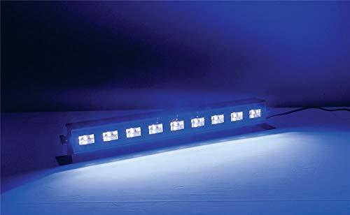 Solena Max Bar Mini UV 9x3-Watt LED UV DJ & Stage Black Light by Solena Professional (Image #3)