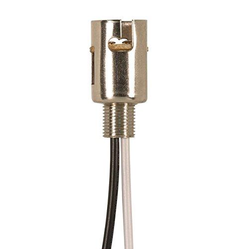 Satco Bayonet Base Double Contact Socket - 801997