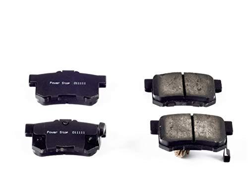 Power Stop 16-537 Z16 Evolution Rear Ceramic Brake Pads (2009 Honda Civic Brake Pads)